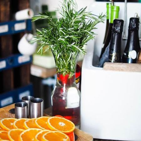 hackney hardware bar - pop up bar - what to do in london - day bag - handbag.com