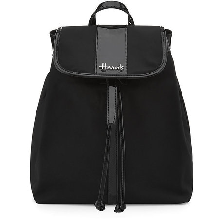 Harrods - best cheap backpacks under £40- shopping feature - shopping bag - handbag.com