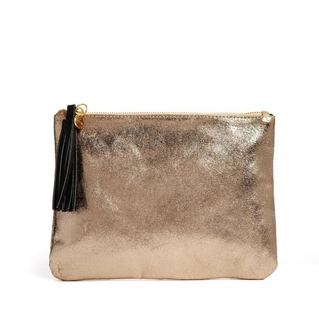 metallic tassel bag - best metallic bags - shopping feature - shopping bag - handbag.com