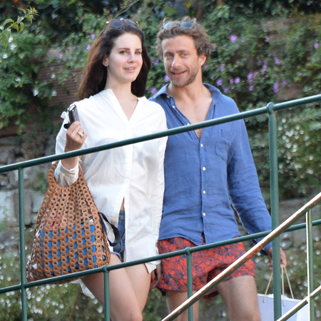 Lana Del Rey - new boyfriend francesco carrozzini - james franco - dating - handbag.com