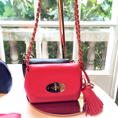 mulberry small lily bag-spring summer 2015-red crossbody bag-mini handbag trend-handbag.com