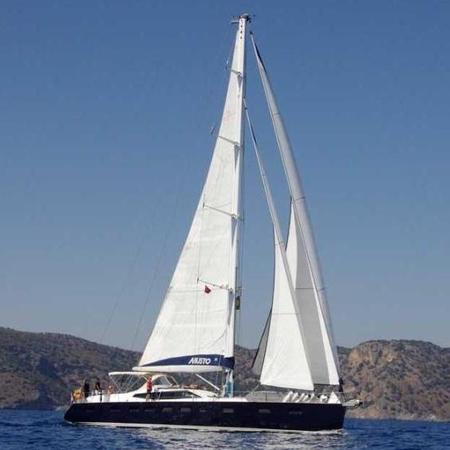 Turkey - sailing boat - sail like a celeb - travel bag - handbag.com