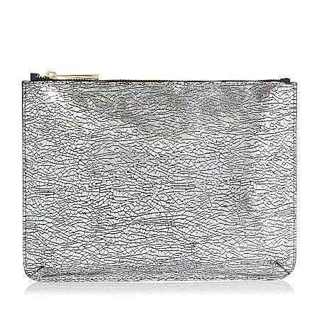Pied a terre metallic bag - best metallic bags - shopping feature - shopping bag - handbag.com