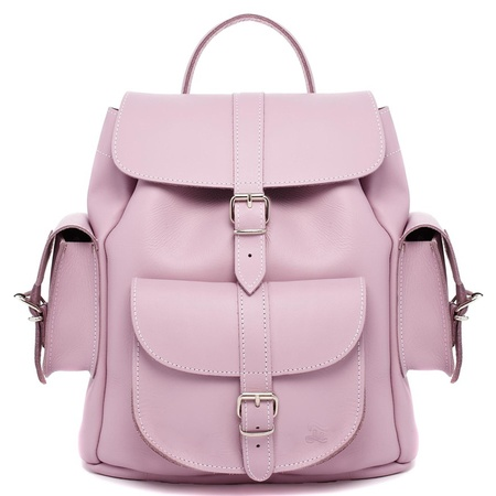 asos purple backpack - best purple bags - shopping bag - handbag