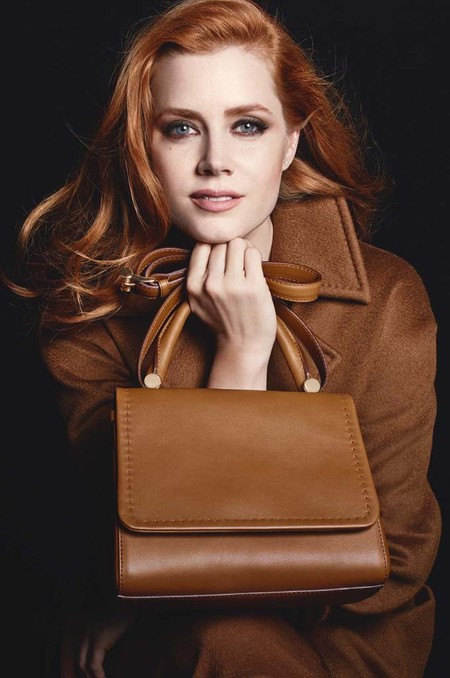 amy adams-max mara-handbag campaign-autumn winter 2014-handbag.com