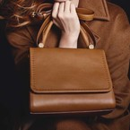 Guess who has a new Max Mara handbag?