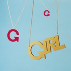 Win a Girl Effect Live Tatty Devine necklace