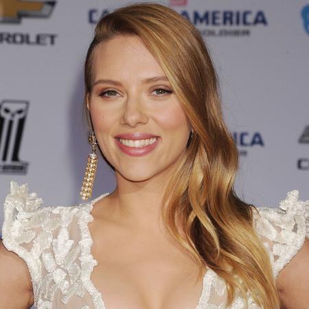 Scarlett Johansson, 2014
