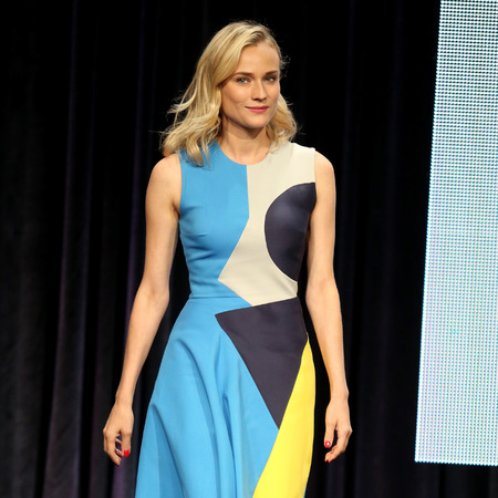 We explore Diane Kruger's red-carpet glamour and effortless day-time style.