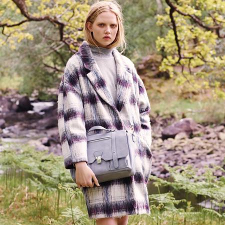 primark-autumn winter 2014-shopping preview-new collection-grey slouchy satchel-handbag.com