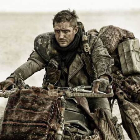 Tom Hardy - Mad Max - hot pictures - motorbike - like charlie hunnam in sons of anarchy - handbag.com