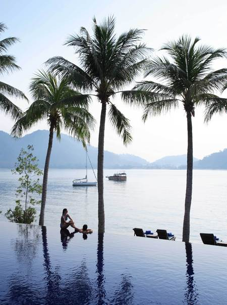 Pangkor Laut resort - Malaysia - travel review - Asia travel ideas - hotel review - handbag.com